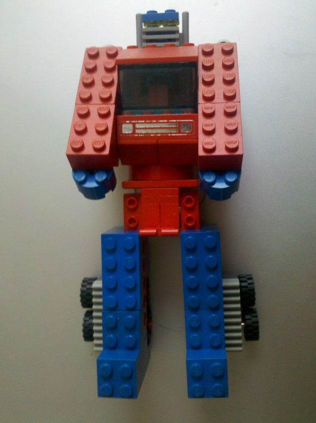 Autobots, transform! Bjew wew wew