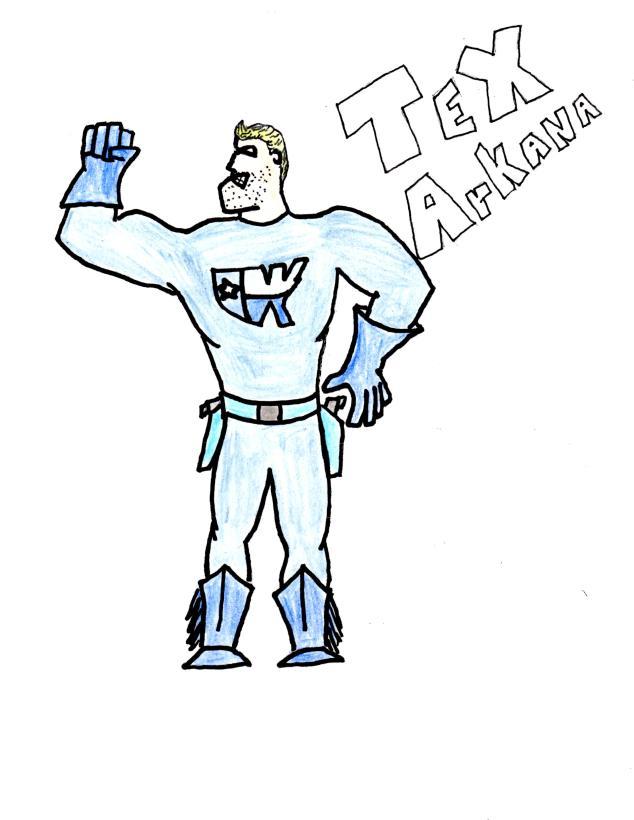 Tex Arkana Blue