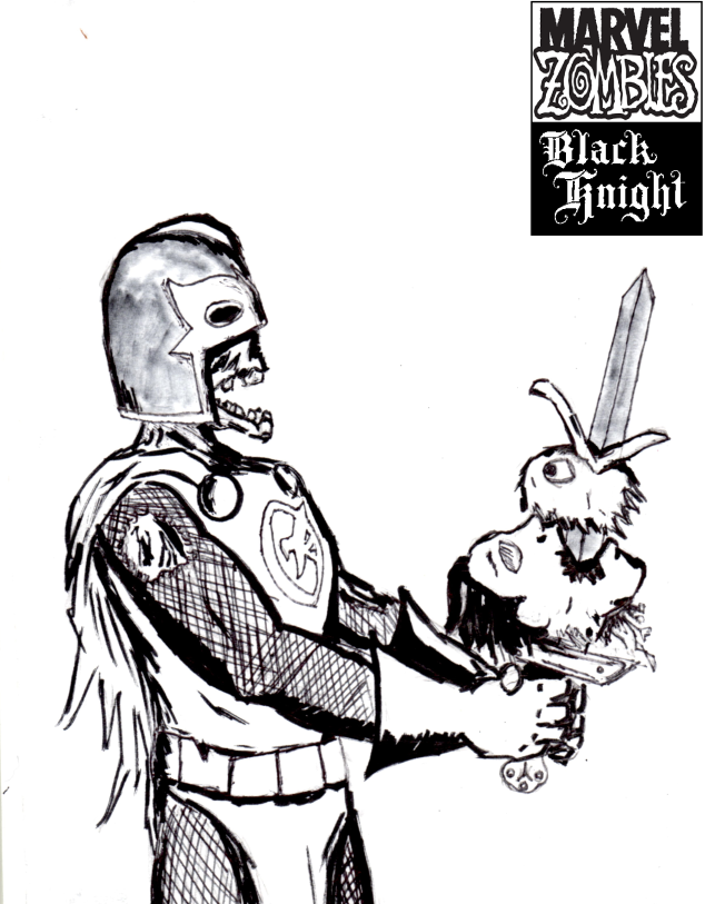 Black Knight Zombie2