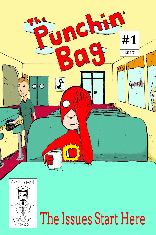 The Punchin' Bag #1 on comiXology